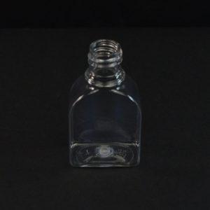1.25 oz 18-415 Clear PET Tombstone Amenity Bottle_3702
