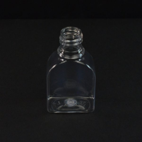 1.25 oz 18-415 Clear PET Tombstone Amenity Bottle_3702