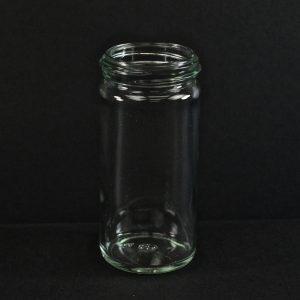 11.5 OZ 82-2040 Flint Squat Round Glass Jar_1148