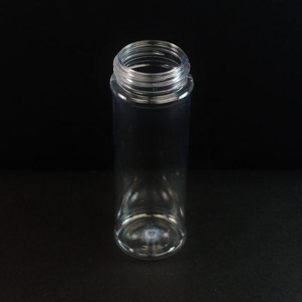 3 oz 43 mm Clear PET Spice Jar_3713