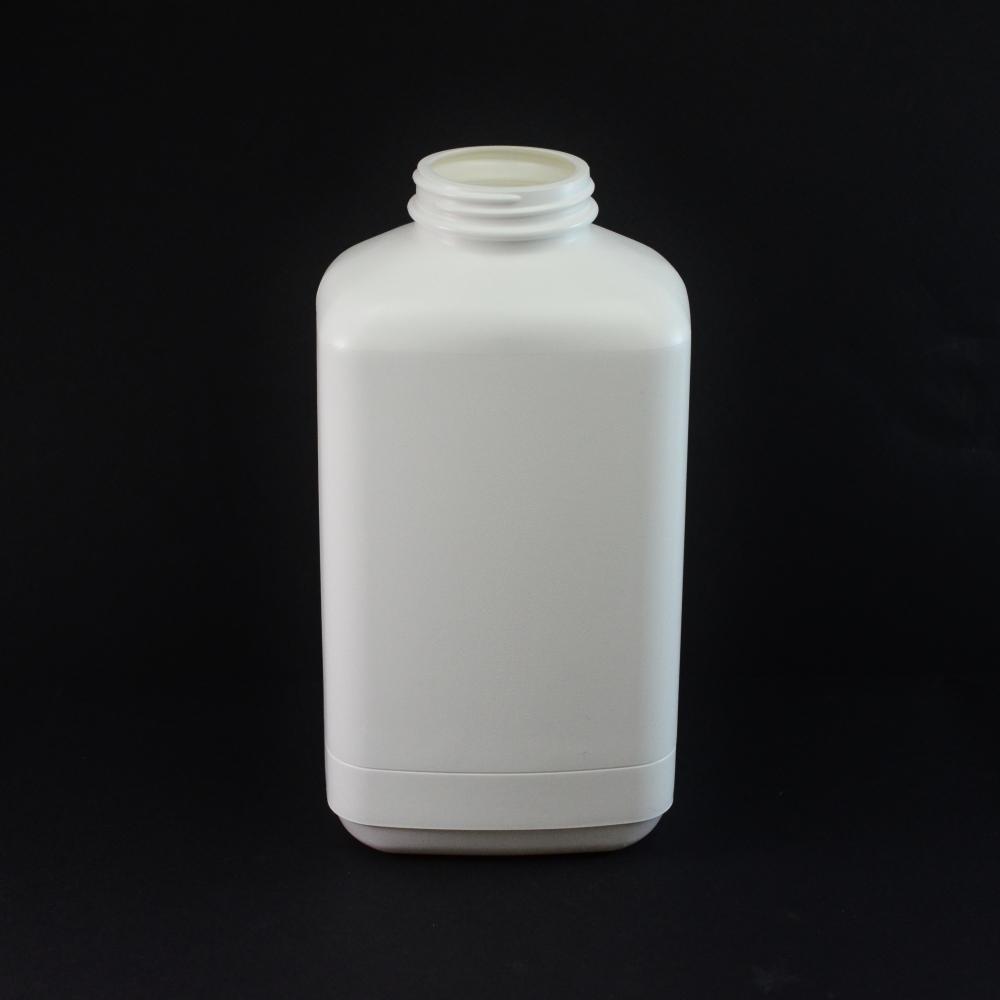 45oz 53/400 White Oblong Space Saver HDPE