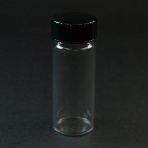 6 DRAM 24-400 Screw Thread Clear Glass Vial_3374
