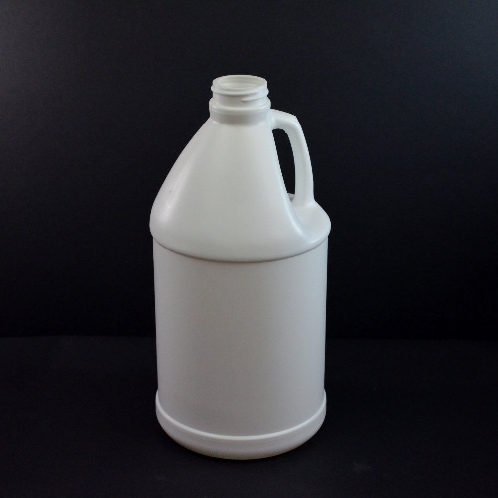 64 oz 38/400 White Jug Handle HDPE