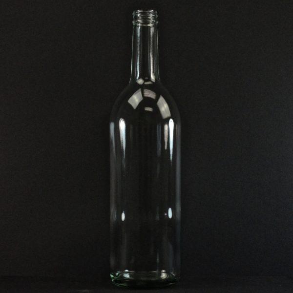 750 ML 28-400 Flint Wine Glass Bottle_3704