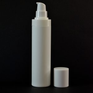 Airless Bottle 120ml White_2987