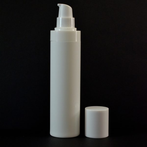 Airless Bottle 120ml White_2987