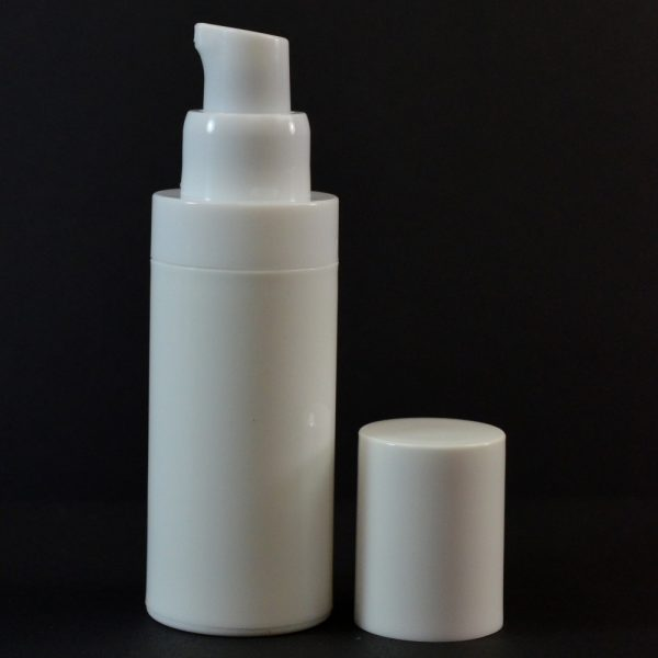 Airless Bottle 30ml White_2986