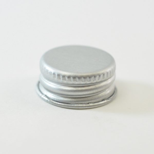 Aluminum Cap 20mm Clear-Clear_1792