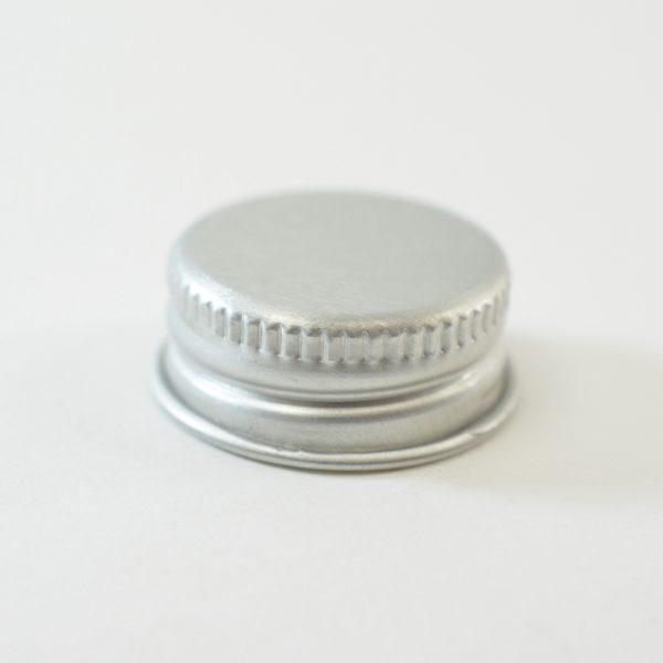 Aluminum Cap 22mm Clear-Clear_1793