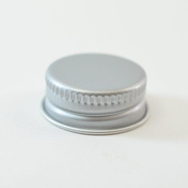 Aluminum Cap 24mm Clear-Clear_1794