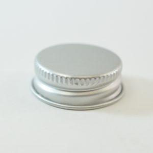 Aluminum Cap 28mm Clear-Clear_1795