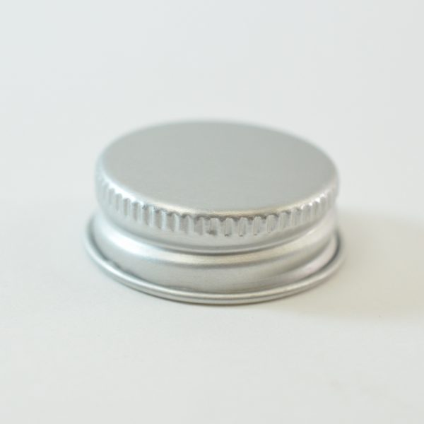 Aluminum Cap 28mm Clear-Clear_1795