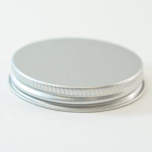 Aluminum Cap 58mm Clear-Clear_1798