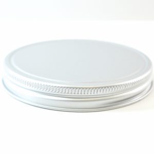 Aluminum Cap 89mm Clear-Clear_1800