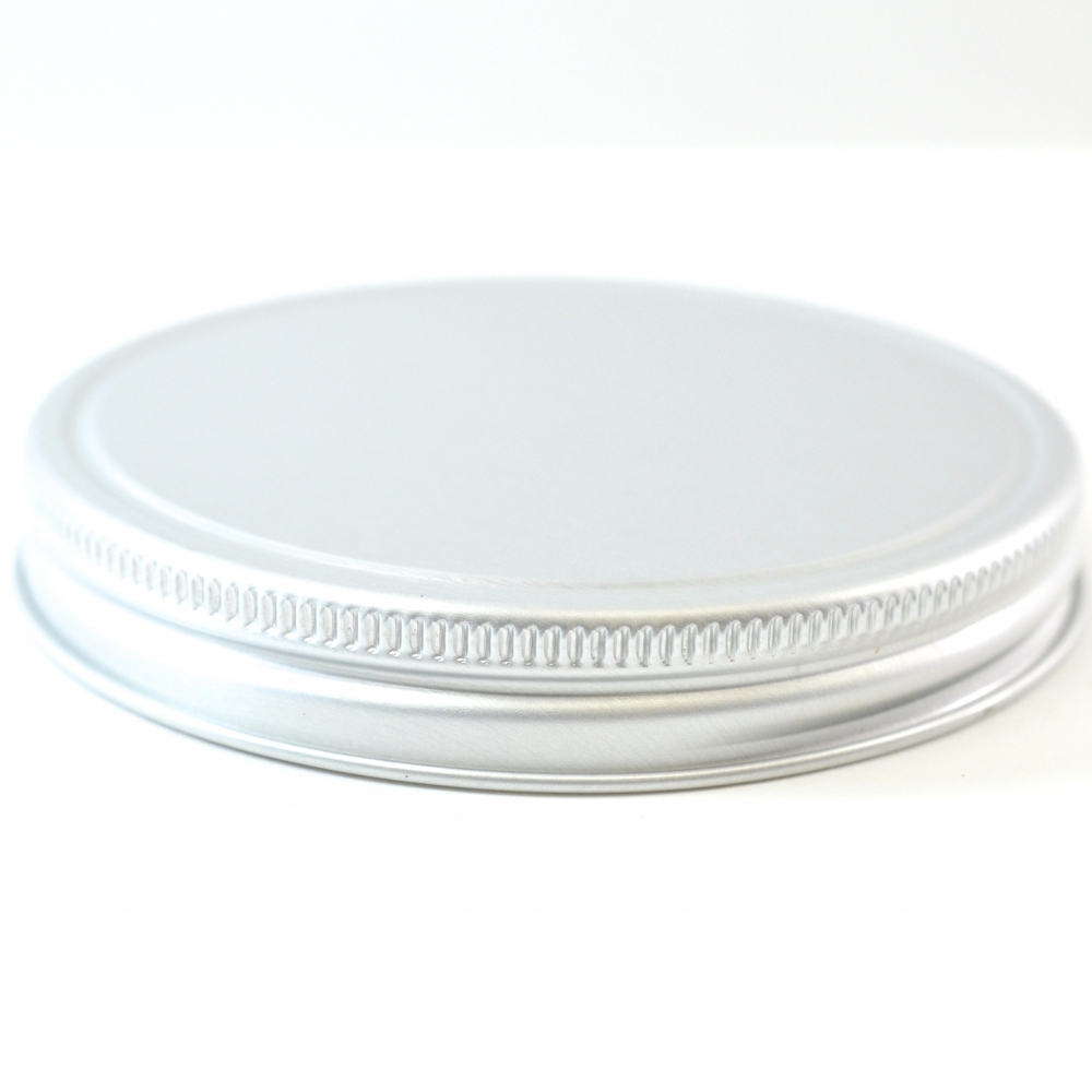89/400 Aluminum Cap with PE Foam Liner