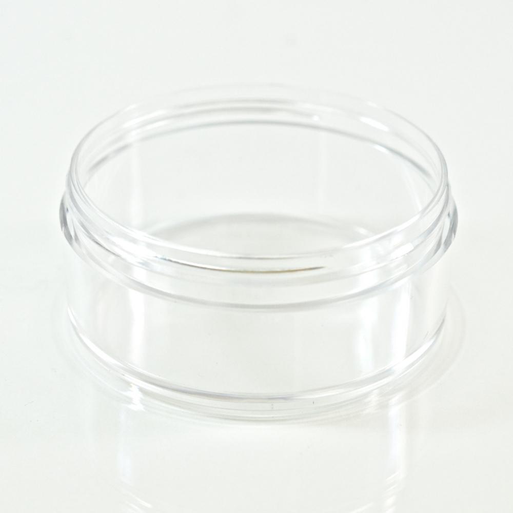 1.5 oz. Special PETG Clear Cosmetic Powder Jar
