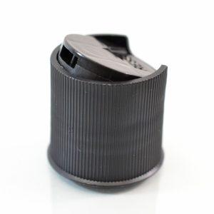Dispensing Cap 24-410 10-5410 Ribbed Black_1937