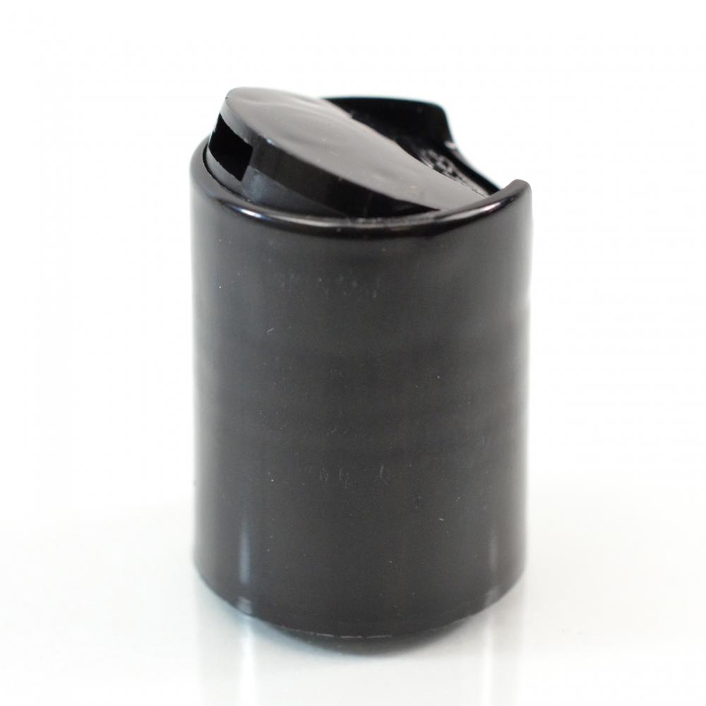 24/415 Presstop Dispensing Cap 10-5403 Black PP
