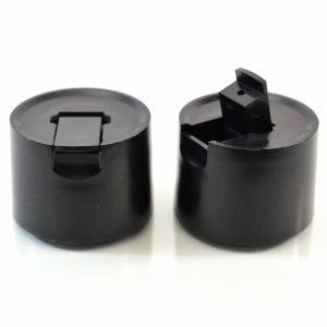 Dispensing Spouted Cap 22-400 PS-342 Land Seal Black_1888