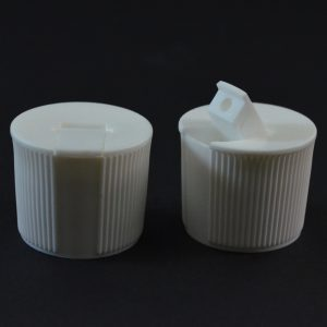 Dispensing Spouted Cap 24-410 PS-139 Land Seal White_1905
