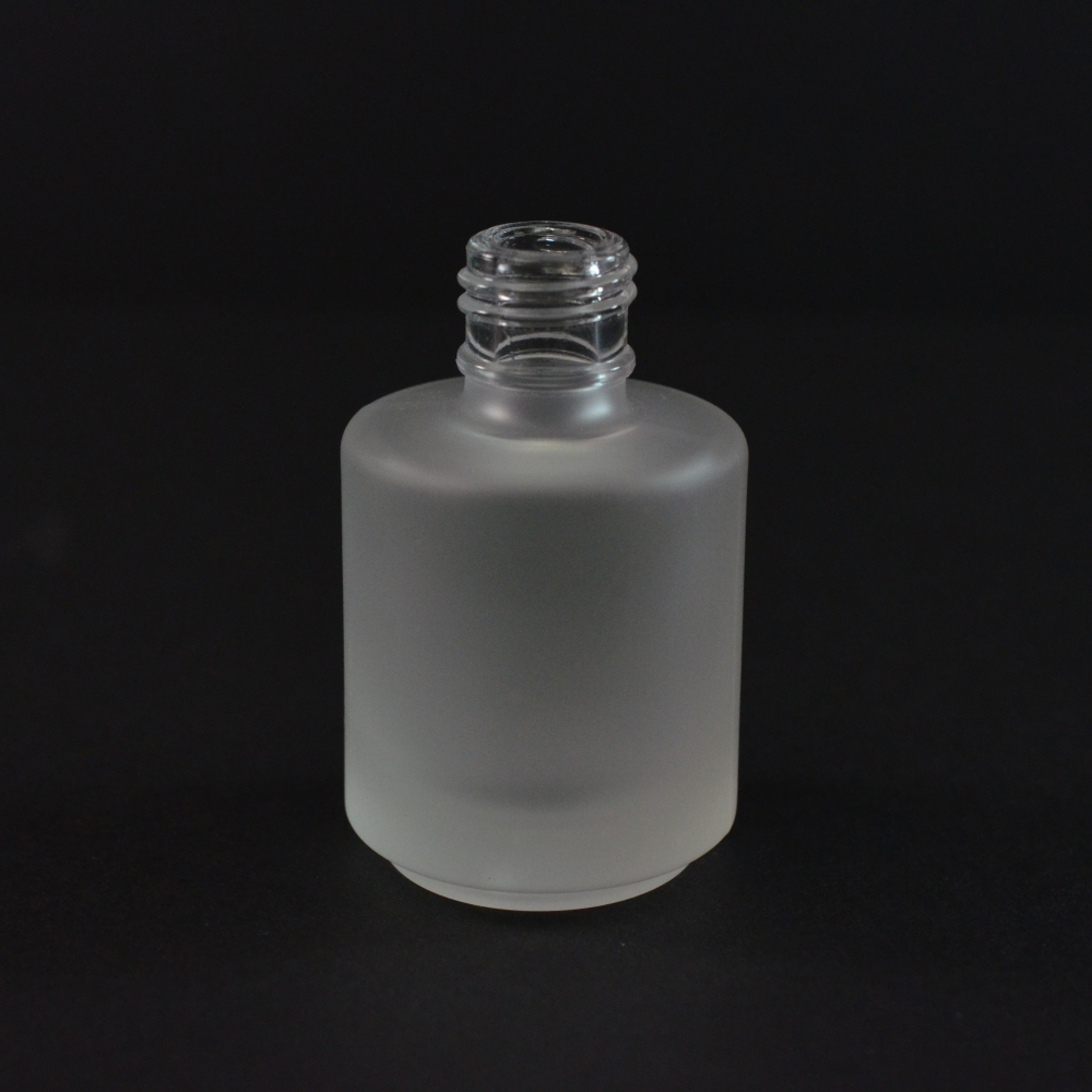 1/2 oz. 15/415 Trent Frosted Glass Bottle