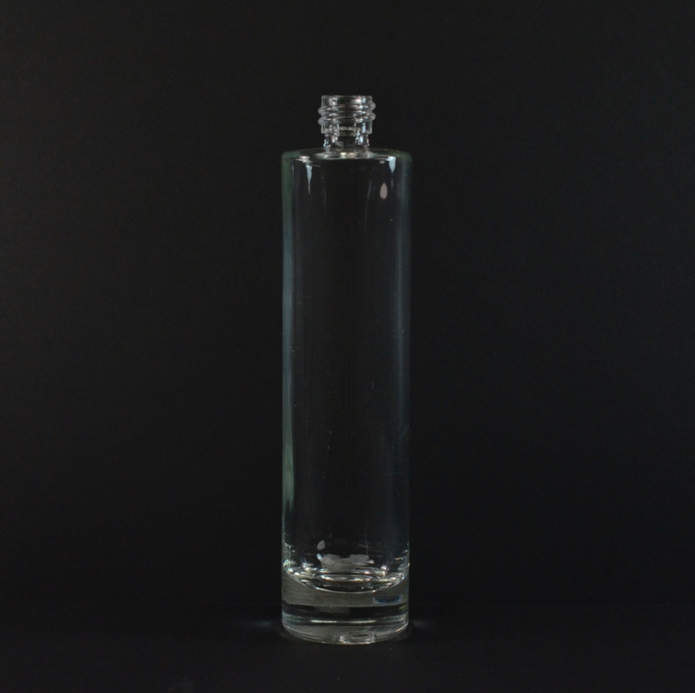 100 ml 18/415 Laura Clear Glass Bottle