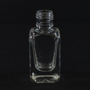Glass Bottle 12.5ml Mantegna Clear 15-415_3441