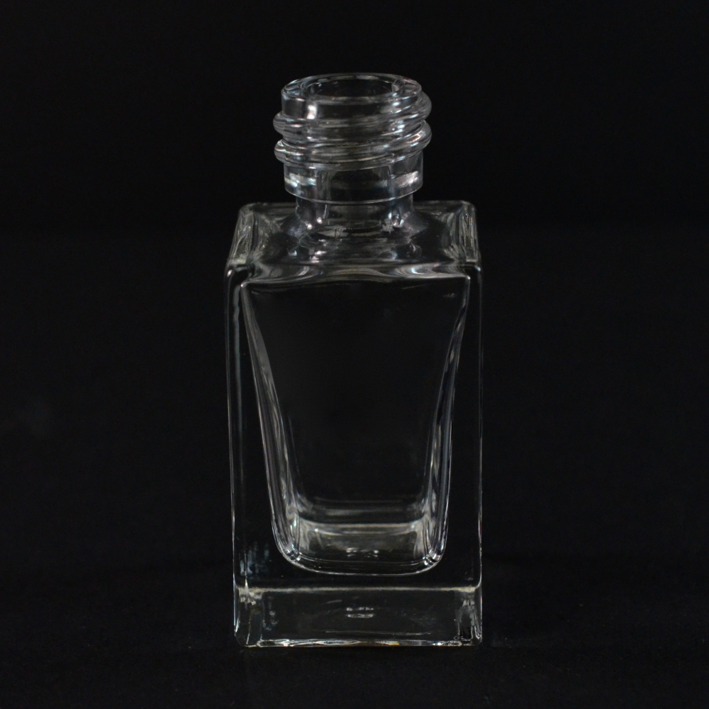 15 ml 18/415 Klee Clear Glass Bottle