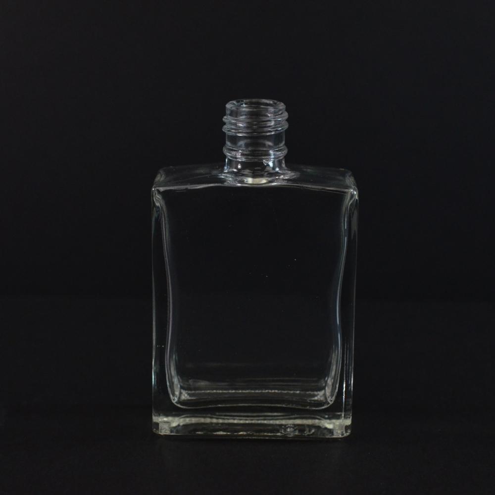 2 oz 18/415 Meta Clear Glass Bottle