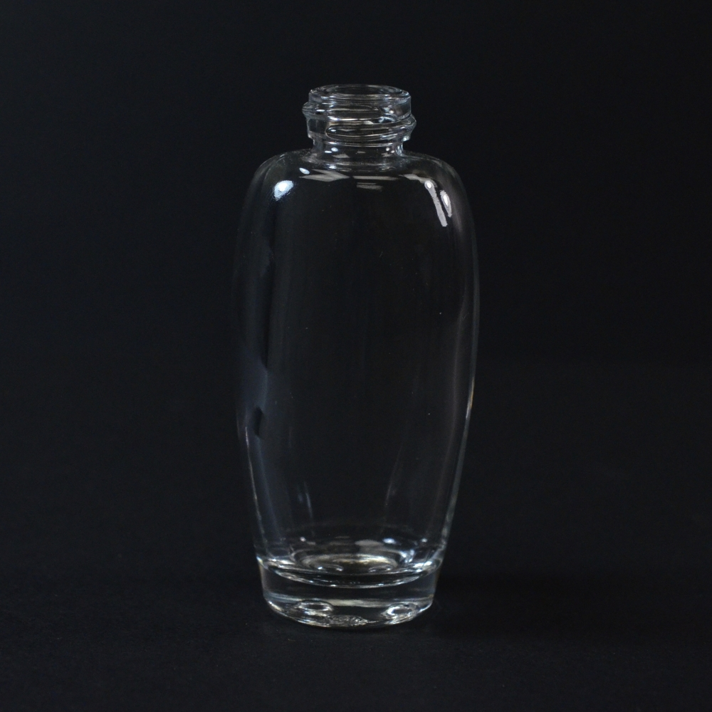 30 ml 18/400 Sparta Tapered Oval Glass Bottle