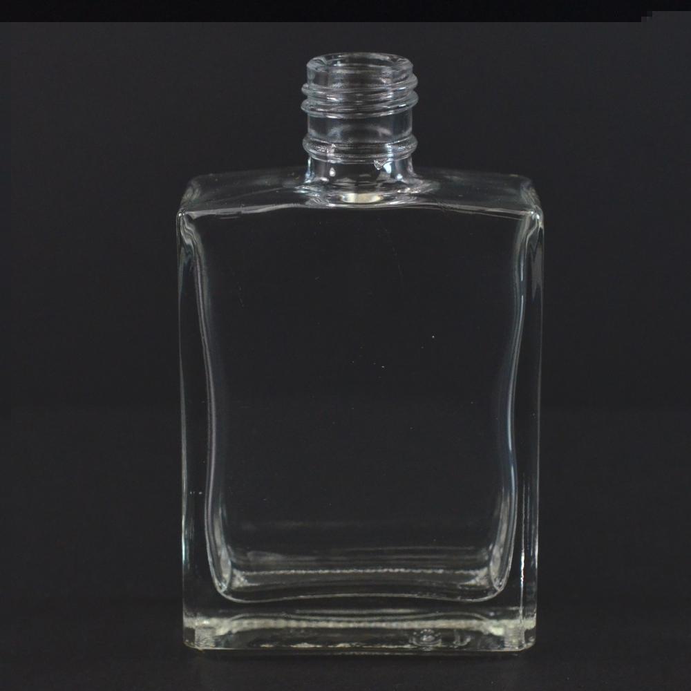4 oz 20/415 Meta Clear Glass Bottle