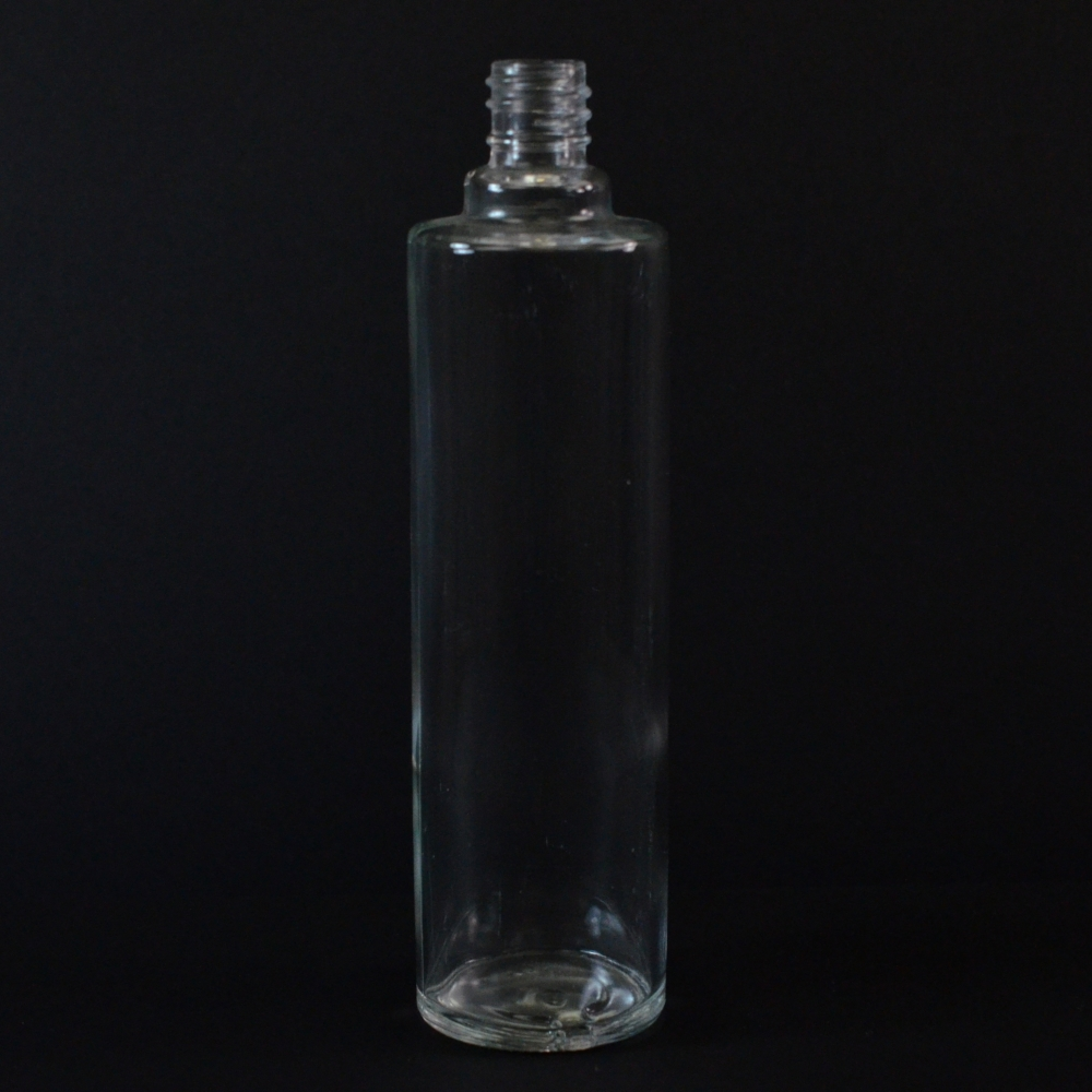 500 ml E6 Ronde Cylinder Clear Glass Bottle