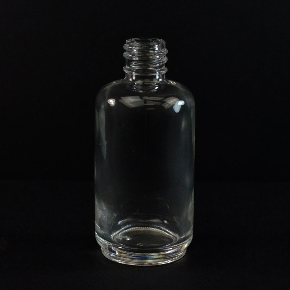 50 ml 18/415 Costanza Clear Glass Bottle