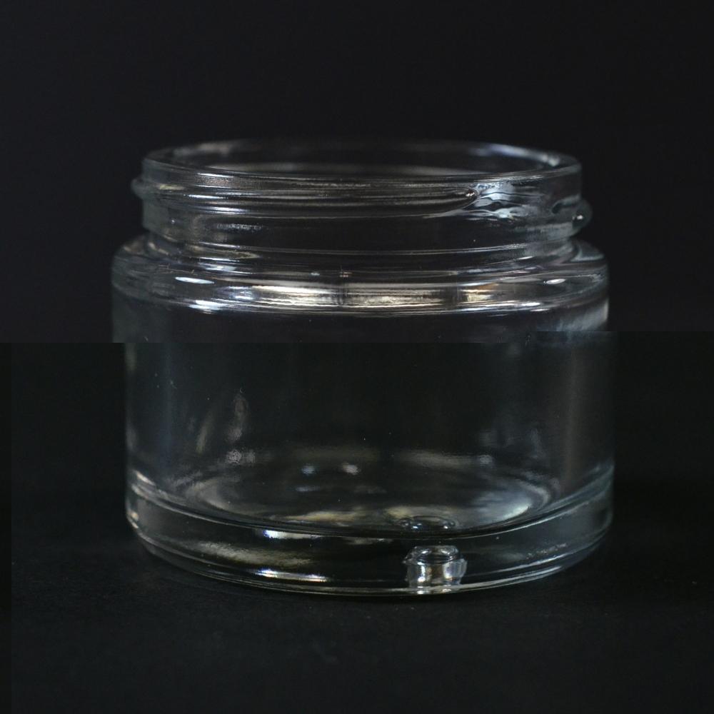 15 ML 40/400 Penelope Clear Glass Jar