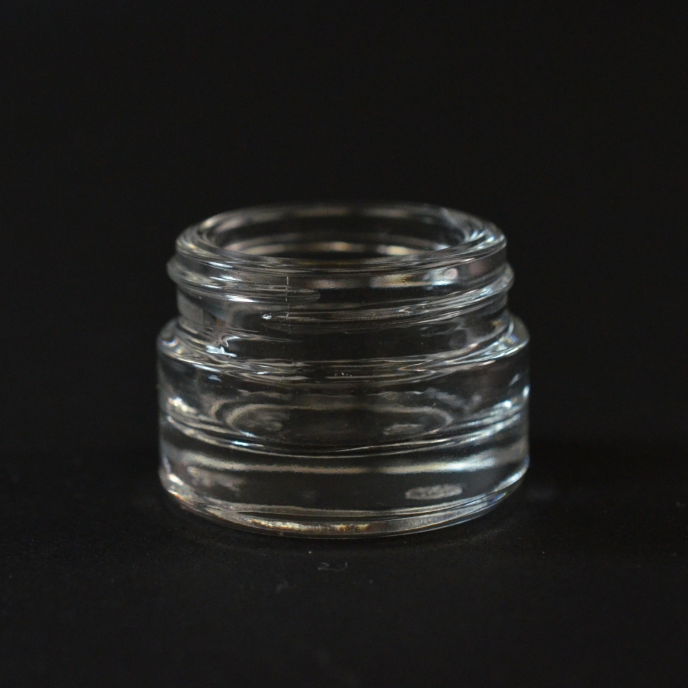 3 ML 30/400 Renoir Clear Glass Jar