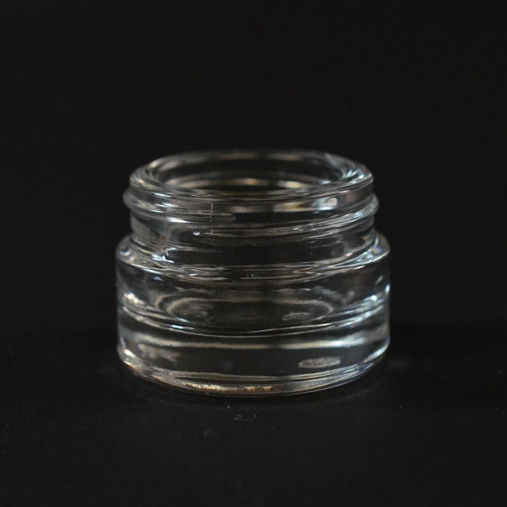 3 ML 30/400 Renoir Clear Glass Jar