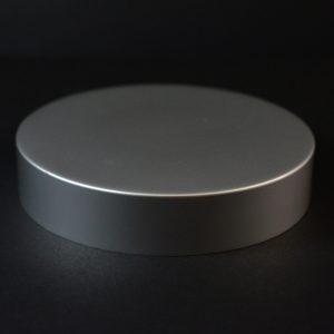 Metal Overshell Cap 89-400 Matte Silver FEA 217_3227