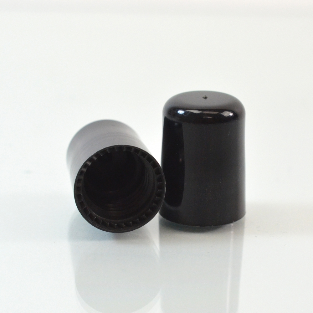 13/415 Nail Polish PP Cap Milano Black 13/96