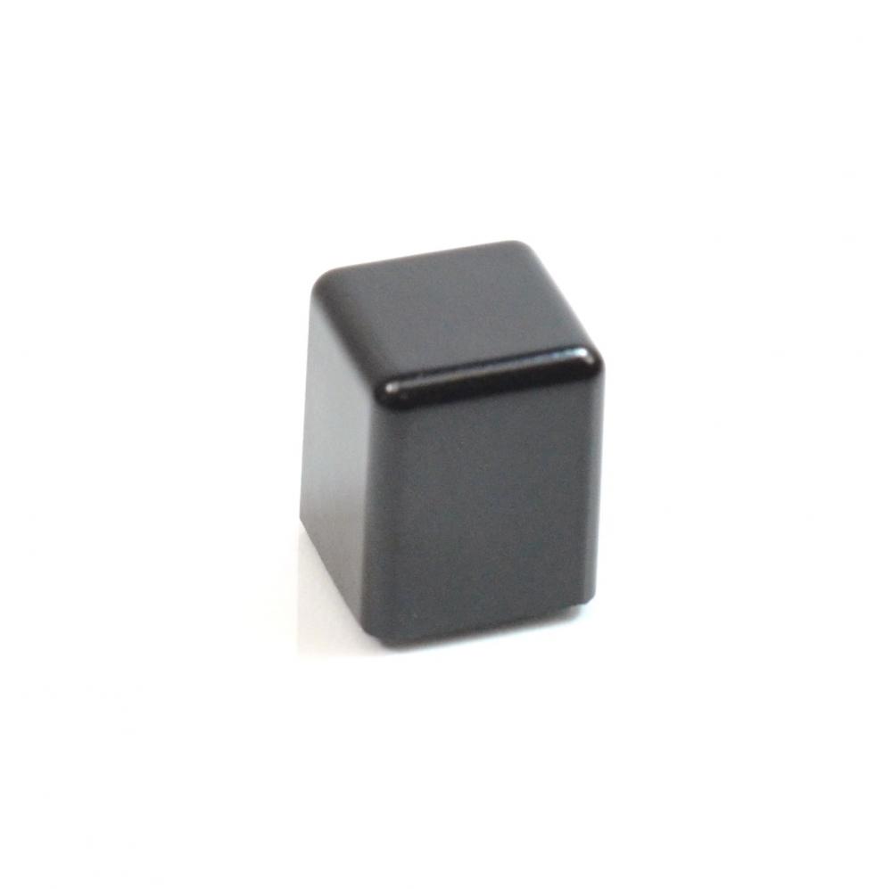 13/415 Nail Polish Urea Cap Cubo Smooth Black