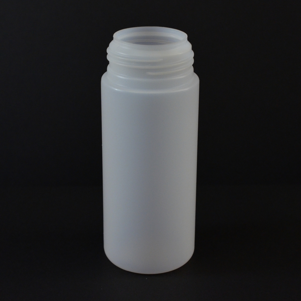 125 ML 43 MM Foamer Bottle Natural HDPE