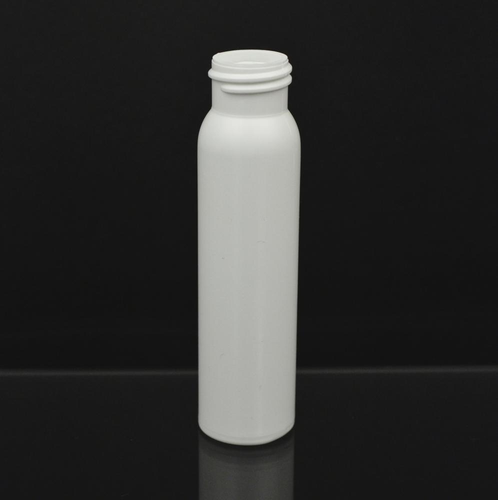 2 oz 20/410 Imperial Round White HDPE Bottle