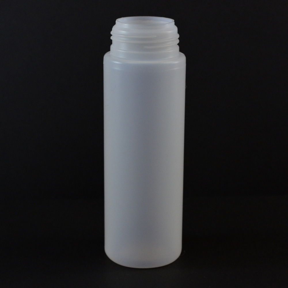 200 ML 43 MM Foamer Bottle White HDPE