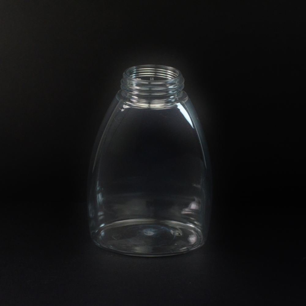 250 ML 43 MM Special Foamer Bottle Clear PET