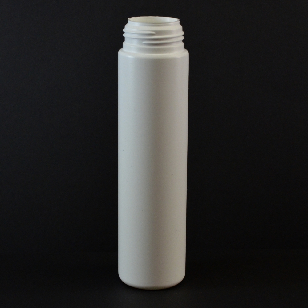 250 ML 43 MM Foamer Bottle White HDPE