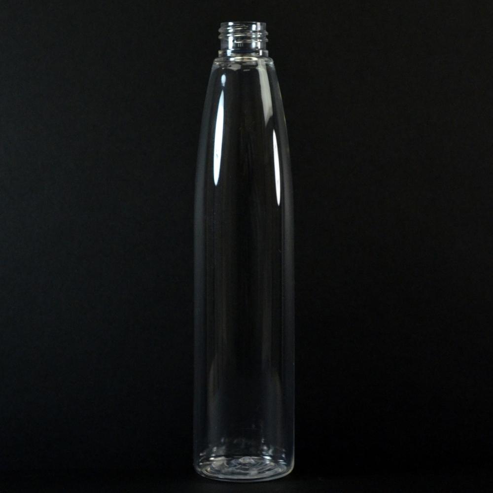 300 ML 24/410 Evolution Slim Round Clear PET Bottle