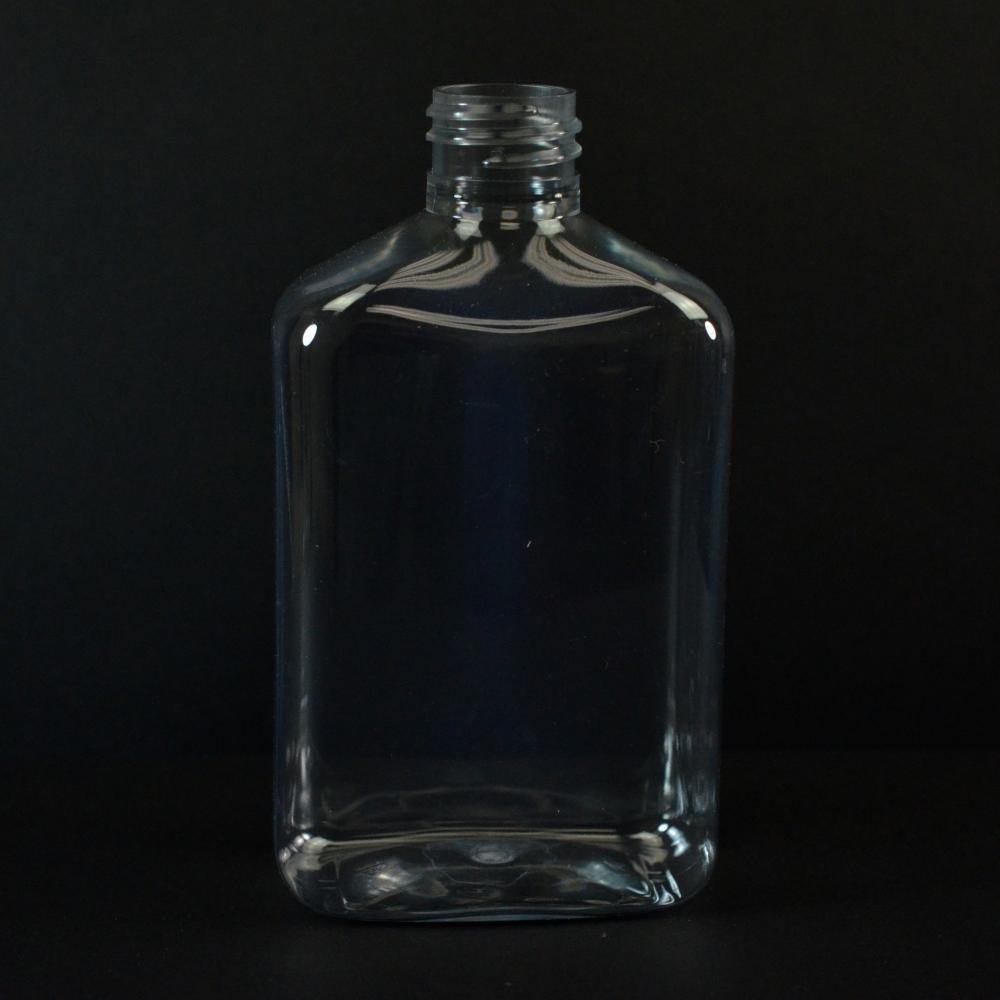 350 ml 28/410 Metric Oblong Clear PET Bottle