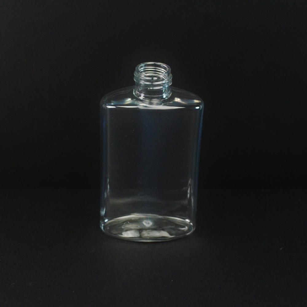 4 oz 20/410 April Clear PET Bottle