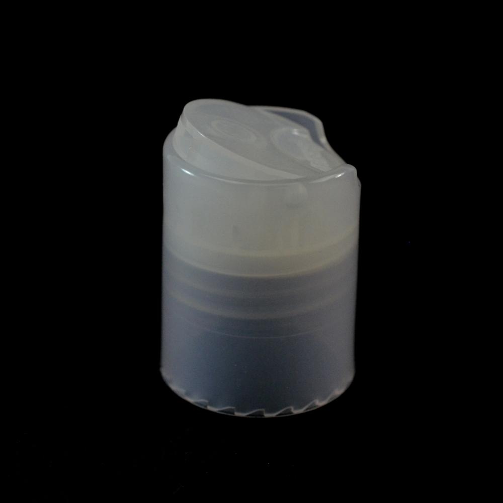20/415 Smooth Natural Presstop Dispensing Cap PP