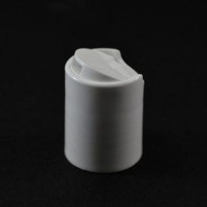 Plastic Cap 20-415 PT Smooth White PP_1934