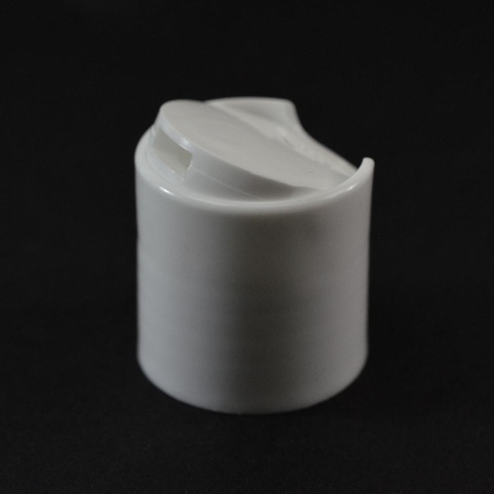 24/410 Smooth White Presstop Dispensing Cap PP